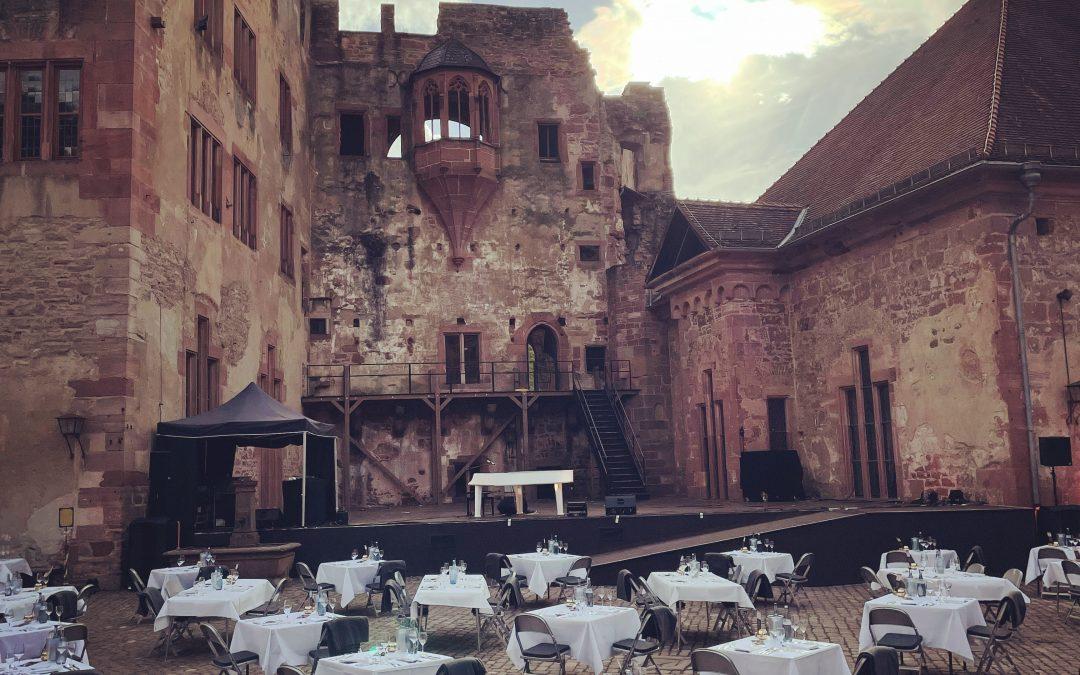 Heidelberger Open Air Restaurants